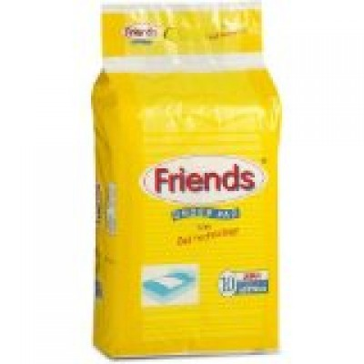 Friends Underpads-10Pcs