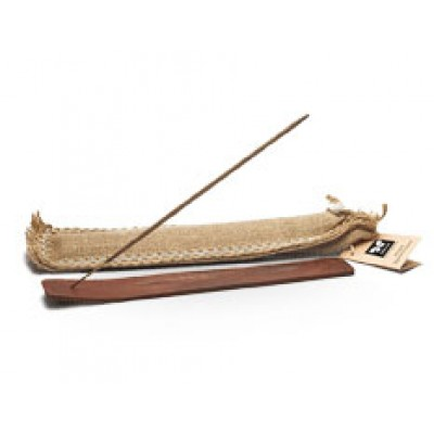 Premium Masala Incense Sticks-20 with Ash Catcher in a beautiful Jute pouch