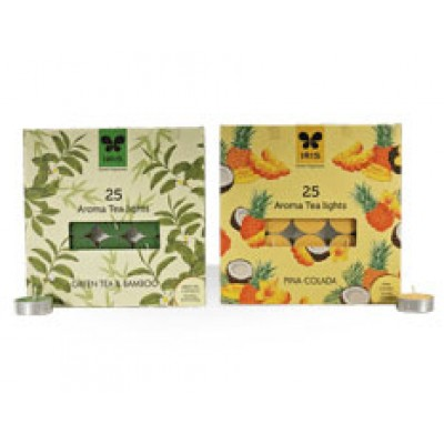 IRIS-FRAGRANT-TEA-LIGHTS-GreenTea&Bamboo