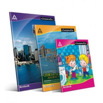 ITC Classmate English Notebook