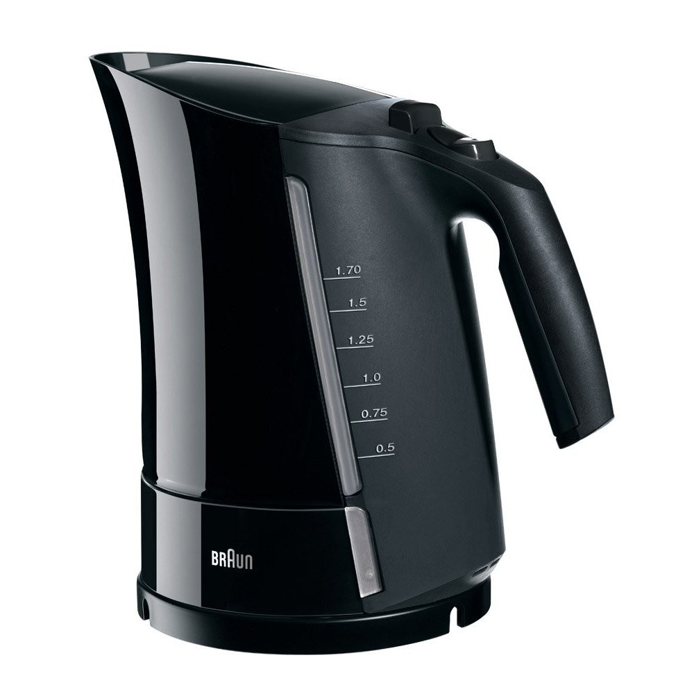 Electric Kettle-Make: Braun  Model: WK300