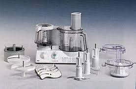 BRAUN Food Processor K700