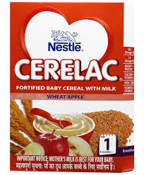 Nestle Cerelac Stage1 Wheat Apple