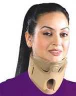 Cervical Hard Collar-Flamingo