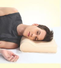 Cervical Pillow-Flamingo