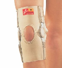 Elastic Knee Support-Flamingo