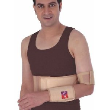 Elastic Shoulder Immobilizer-Flamingo
