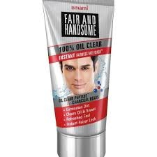 Emami Fair and Handsome Face Wash100g