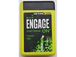 Engage ON Pocket Perfume Forest Flip 18ml 250 sprays