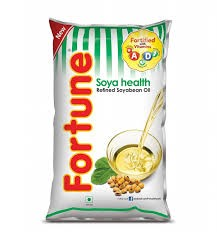 Fortune Refined Soyabean Oil 1L