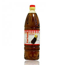 Fortune Kachi Ghani Pure Mustard Oil-500ml