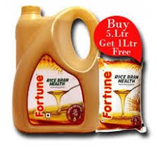 Fortune Rice Bran oil 5L