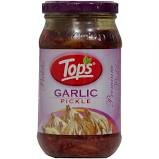 tops Garlic Pickle 400g