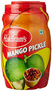 Haldiram's Mango Pickle 400g