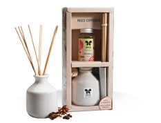 IRIS Reed Diffuser  Lemon Grass
