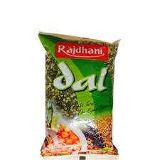 Rajdhani Moong Chilka dal 500g