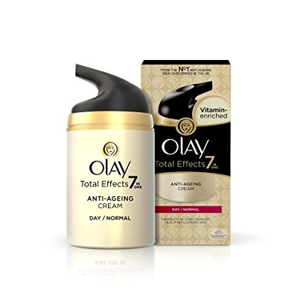 Olay-Total Effect 7in1 Anti-Ageing Cream- Day/Normal 20g