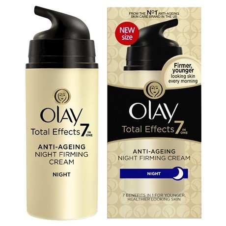 Olay Total Effect 7in1 Anti Ageing Night-Firming Cream Night-20g