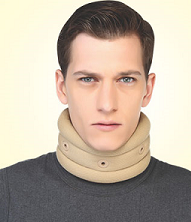 Cervical Collar-Flamingo