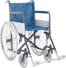 Wheel Chair-Folding