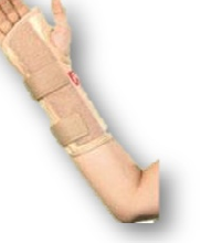 WRIST Cockup splint-Flamingo